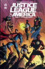 Justice League of America T2 : La fin des temps (0), comics chez Urban Comics de Morrison, Jorgensen, Semeiks, Porter, Frank, Land, Garrahy, Kalisz, Sinclair