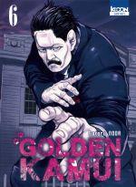 Golden Kamui T6, manga chez Ki-oon de Noda