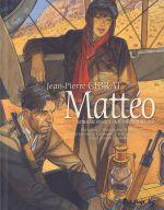 Mattéo T4 : Août-Septembre 1936 (0), bd chez Futuropolis de Gibrat
