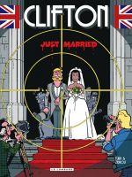Clifton T23 : Just married (0), bd chez Le Lombard de Zidrou, Turk, Kael
