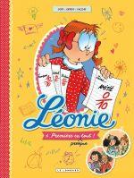Léonie T1 : Première en tout ! (0), bd chez Le Lombard de Falzar, Zidrou, Godi, Godi