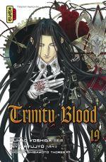 Trinity Blood T19, manga chez Kana de Kyujyô, Yoshida