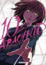 Arachnid T10, manga chez Soleil de Murata, Ifuji