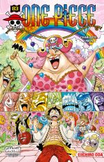 One Piece T83 : Charlotte Linlin (0), manga chez Glénat de Oda