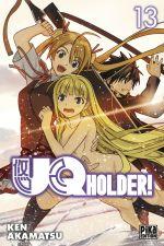 UQ Holder! T13, manga chez Pika de Akamatsu