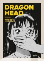 Dragon Head – Edition double, T3, manga chez Pika de Mochizuki