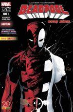 Deadpool Hors Série T1 : Retour au noir (0), comics chez Panini Comics de Bunn, Espin, Redmond