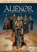 Aliénor la légende noire T6 : Aliénor, la légende noire (0), bd chez Delcourt de Mogavino, Delalande, Gomez, Rio