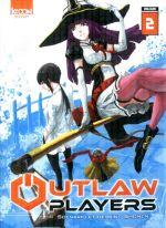 Outlaw Players T2, manga chez Ki-oon de Shonen