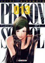Prison school T13, manga chez Soleil de Hiramoto