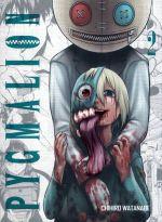 Pygmalion T2, manga chez Komikku éditions de Watanabe