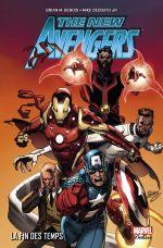 The New Avengers (vol.2) T3 : La fin des temps (0), comics chez Panini Comics de Bendis, Gaydos, Becky Cloonan, Pacheco, Deodato Jr, Knisley, Oeming, Doyle, Conrad, BB, Dalrymple, Bigerel, Beredo, Garney