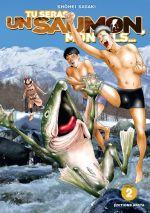 Tu seras un saumon mon fils T2, manga chez Akata de Sasaki