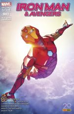 Iron Man & Avengers T2 : Naissance d'une héroïne (0), comics chez Panini Comics de Spencer, Stohl, Aaron, Bendis, Caselli, Rosanas, Epting, Saiz, Unzueta, Maleev, Martin jr, Hollingsworth, Rauch, Gracia, Garland