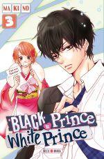 Black prince & white prince T3, manga chez Soleil de Makino