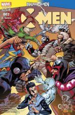 X-Men (revue) T2 : Love story (0), comics chez Panini Comics de Taylor, Lemire, Hopeless, Andrade, Ibañez, Bagley, Morissette, Sorrentino, Virella, Ramos, Garland, Maiolo, Bellaire, Woodard