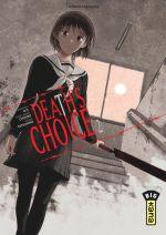 Death's choice T2, manga chez Kana de GOO, Tatsuhiko