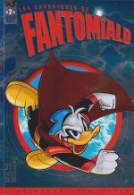 Les Chroniques de Fantomiald T2, comics chez Hachette Disney de Martina, de Vita, Cavazzano