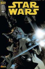 Star Wars (revue Marvel) V2 T2 : La guerre secrète de Yoda (0), comics chez Panini Comics de Gillen, Aaron, Larroca, Walker, Fabela, Delgado, Immonen