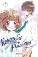 Romantic memories T2, manga chez Soleil de Hoshimori
