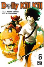 Dolly kill kill T6, manga chez Pika de Kurando, Nomura