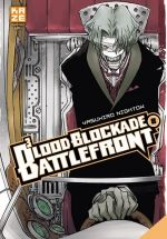 Blood blockade battlefront T8, manga chez Kazé manga de Nightow