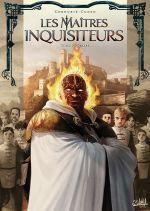Les Maîtres inquisiteurs – Saison 2, T7 : Orlias (0), bd chez Soleil de Cordurié, Cuneo, Digikore studio