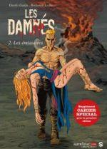 Les Damnés T2 : Les émissaires (0), bd chez Sandawe de Guida, Leduc