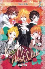 Kiss me host club T2, manga chez Soleil de Nachi