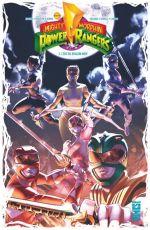 Power Rangers T2 : L'ère du Dragon Noir (0), comics chez Glénat de Higgins, Silas, Prasetya, Herms, Campbell