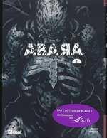 Abara T1, manga chez Glénat de Nihei