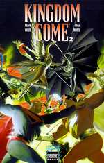 Kingdom come T2, comics chez Semic de Waid, Ross