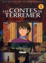 Les contes de Terremer T1, manga chez Glénat de Le Guin, Niwa, Miyazaki