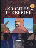 Les contes de Terremer T2, manga chez Glénat de Le Guin, Niwa, Miyazaki