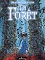 La forêt T1, bd chez Casterman de Perez, Oger