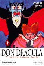 Don Dracula T1 : , manga chez Soleil de Tezuka