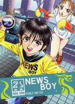 News boy T1, manga chez Casterman de Hsu