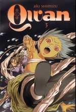 Qwan T3, manga chez Soleil de Shimizu