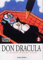 Don Dracula T2, manga chez Soleil de Tezuka