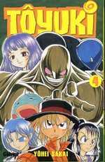Tôyuki T4, manga chez Glénat de Sakai