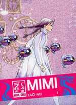 Mimi T1, manga chez Casterman de Yao
