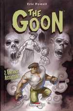 The Goon T2 : Enfance assassine (0), comics chez Delcourt de Powell, Hotz