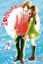 I love Hana-Kun T7, manga chez Delcourt Tonkam de Kuamoka