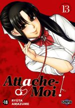 Attache-moi  T13, manga chez Pika de Amazune