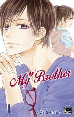 My brother T1, manga chez Pika de Shinba