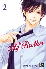 My brother T2, manga chez Pika de Shinba