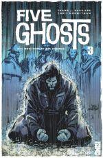 Five Ghosts T3 : Des monstres et des hommes (0), comics chez Glénat de Barbiere, Mooneyham, Affe