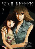 Soul Keeper  T7, manga chez Panini Comics de Takahashi