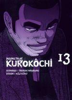 Inspecteur Kurokôchi T13, manga chez Komikku éditions de Nagasaki, Kôno