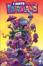 I Hate Fairyland T2 : Sur le trône (0), comics chez Urban Comics de Young, Cruz, Beaulieu